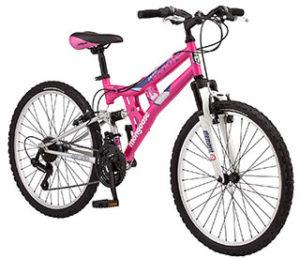 Mongoose Exlipse Girls Mountain Bike