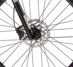 Mechanical Disc Brakes of Diamondback Bikes Sync'r