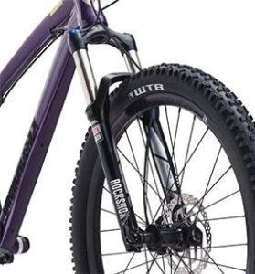 Great Suspension of DB Bikes Sync'r