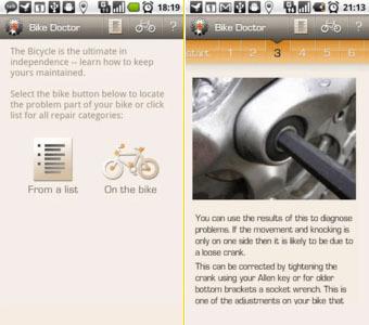 Bike Doctor Bike Fixing App
