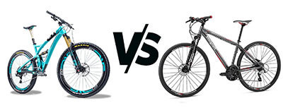 MTB vs. Hybrid