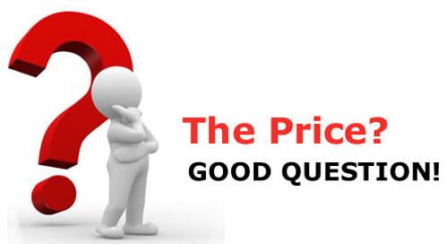 mountain bike price range?
