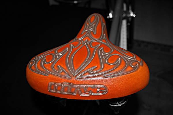 Cruiser Saddle