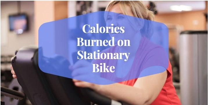 Calories Burned on Stationary Bike