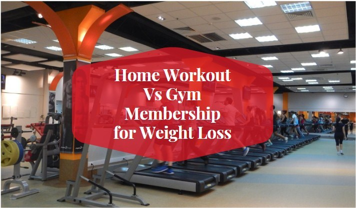 Home Gym VS Gym Membership for Weight Loss
