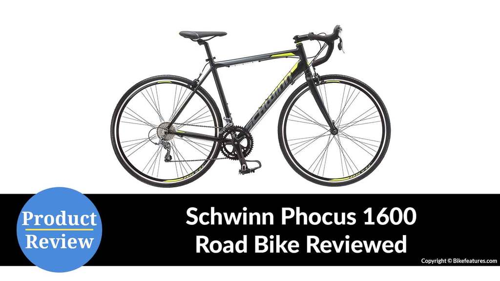 Schwinn Phocus 1600 Road Bike Reviewed